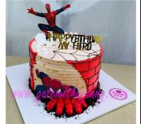 Bánh siêu nhân nhện